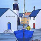 Blue Boat Hotel by bursnall