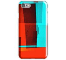 Red Layer iPhone Case/Skin