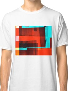 Red Layer Classic T-Shirt