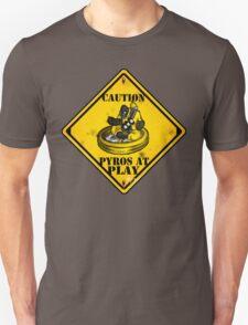 TF2: Pyros At Play T-Shirt