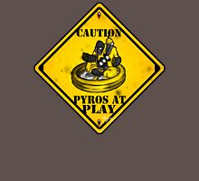 TF2: Pyros At Play Unisex T-Shirt