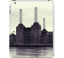 Battersea Power Station Vintage iPad Case/Skin