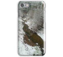 Snowy Creek iPhone Case/Skin