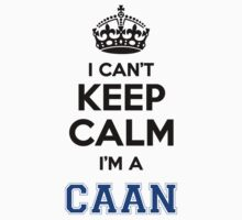 I cant keep calm Im a CAAN by icant