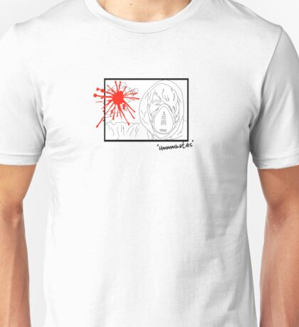 tagger red Unisex T-Shirt