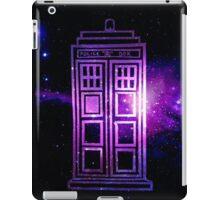 Galaxy TARDIS iPad Case/Skin