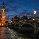 Big Ben by Gary Lengyel