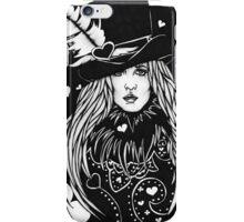 Blacklights : Stevie iPhone Case/Skin