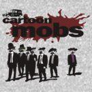 Cartoon Mobs by Mark Wilson