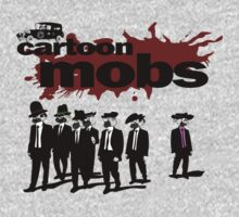 Cartoon Mobs by Mark Wilson