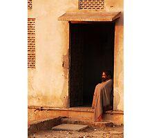 Jodhpur Contemplation Photographic Print