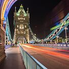 Tower Bridge by Gary Lengyel