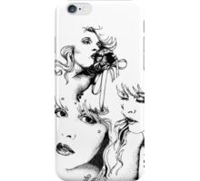 Trois Stevie iPhone Case/Skin