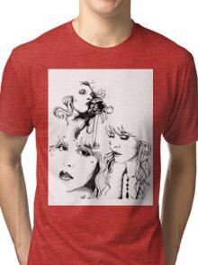 Trois Stevie Tri-blend T-Shirt