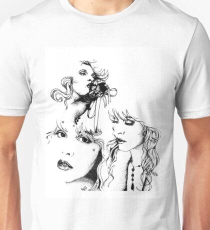 Trois Stevie Unisex T-Shirt