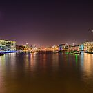 The River Thames by Gary Lengyel