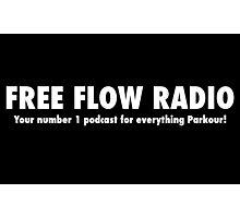 Free Flow Radio #1 Photographic Print