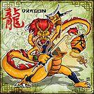 Dragon by cowboyreddevil