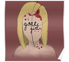 Amazing Amy - Gone Girl Poster