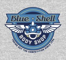 Blue Shell Auto Body by pufahl