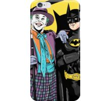 Batman & The Joker iPhone Case/Skin