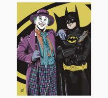 Batman & The Joker Kids Clothes