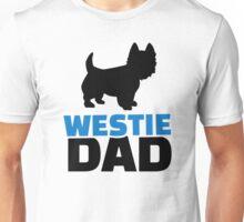 Westie Dad Unisex T-Shirt