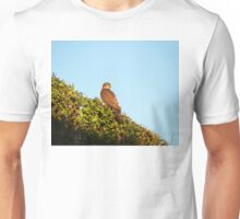 British Sparrowhawk Unisex T-Shirt
