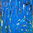 blue city by Sam Hanchett