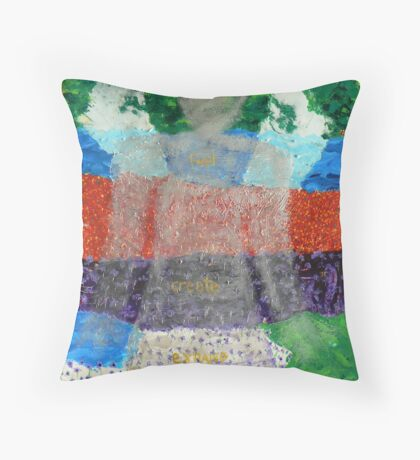 We are more than what you think Throw Pillow