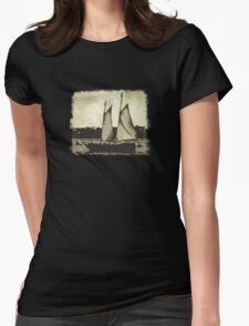 In The Harbour Tee Womens Fitted T-Shirt