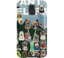 PUG FILES Samsung Galaxy Case/Skin