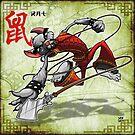 Rat by cowboyreddevil
