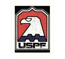 USPF - Escape from New York (Snake Plissken) Art Print
