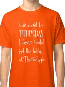 Thursday Classic T-Shirt