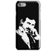 Nikola Tesla Portrait iPhone Case/Skin
