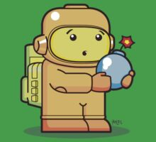 Spaceman by benitez