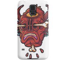FACES OF METH Samsung Galaxy Case/Skin