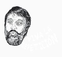 Slavoj Zizek : Viva la Repeticion !  Kids Clothes