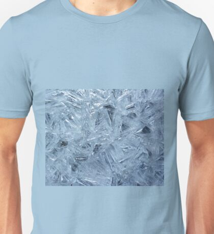 Ice in detail  Unisex T-Shirt