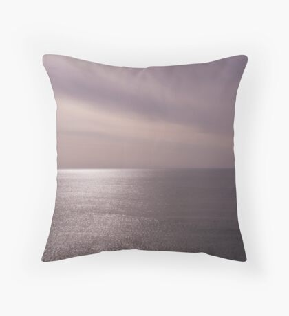 Robin Hoods Bay - The North East - Sunrise  Throw Pillow