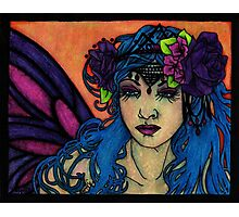 Fairy Queen Photographic Print
