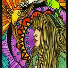 Three Birds of Rhiannon by Lynette K.
