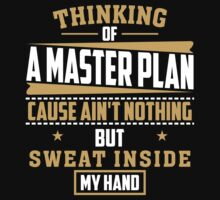 Thinking of a Master Plan Baby Tee