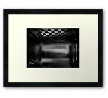 grate-uitous Framed Print