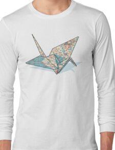 Roadmap for Peace Long Sleeve T-Shirt