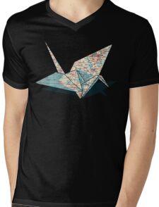 Roadmap for Peace Mens V-Neck T-Shirt
