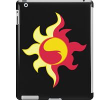 Sunset Shimmer cutie mark iPad Case/Skin