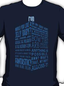 The Doctor's Tardis T-Shirt