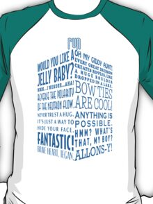 The Doctor's Tardis T-Shirt